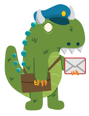 Dragon Mail Man