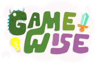 GameWise Full Logo
