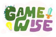 GameWise Full Logo