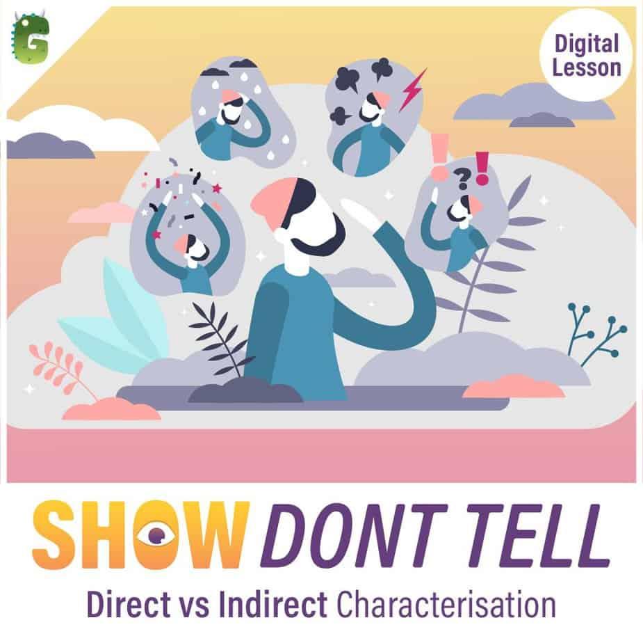 Direct vs Indirect characterization product thumbnail